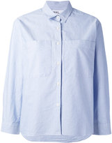Margaret Howell boxy button-up shirt