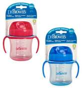 Dr Browns Dr. Brown's® 6 oz. Soft Spout Transition Cup in Blue