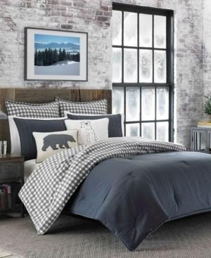 Eddie Bauer Kingston Comforter Set, Full/Queen