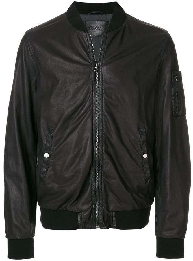 Drome zipped jacket