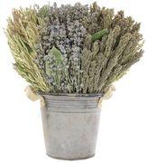 Floral Treasure Lavender Vase