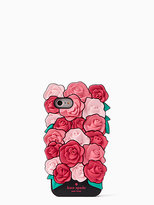 Kate Spade Silicone roses iphone 7
