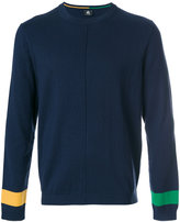 Paul Smith asymmetric sweatshirt