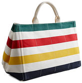 Hudson'S Bay Company City Tote Multi-Striped Bag