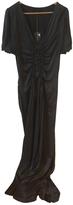 Fendi Long Silk Dress