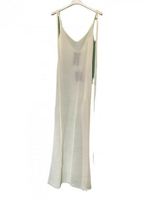 Alanui Beige Silk Dresses