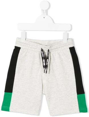 Kenzo Kids Disco Jungle shorts