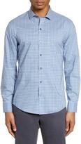 Zachary Prell Prandi Plaid Button-Up Shirt