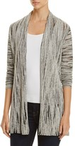Nic+Zoe Light Beam Burnout Cardigan