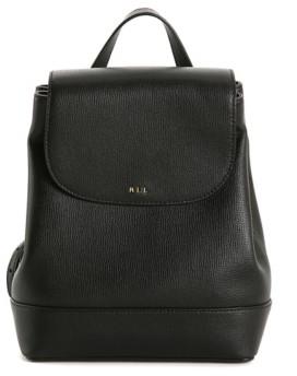 Lauren Ralph Lauren Calderwood Leather Mini Backpack