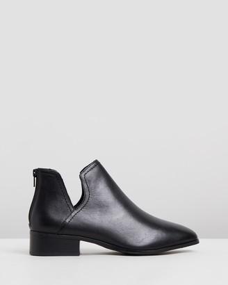 Aldo Kaicia Leather Ankle Boots