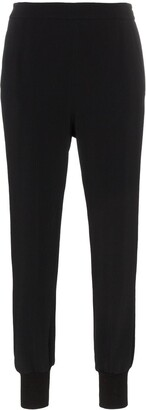 Stella McCartney Julia loose fit trousers