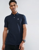 Psycho Bunny Polo Shirt In Navy