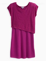Splendid Girl Burnout Layer Dress