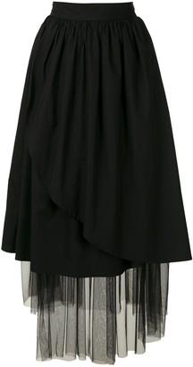 Andrea Bogosian Ralph Couture tulle skirt