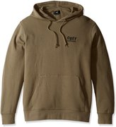 Obey Men's Propaganda Bars Hood Sweatshirt