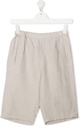 Bonpoint Elasticated Waist Shorts