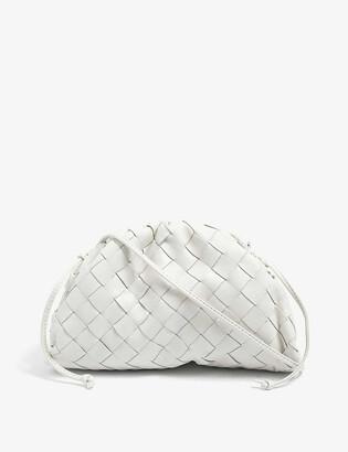 Bottega Veneta The Pouch small intrecciato leather cross-body bag
