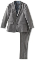 Appaman Kids Boys' Classic Mod Suit w/ Lined Jacket (Toddler/Little Kids/Big Kids) (Mist) Boy's Suits Sets