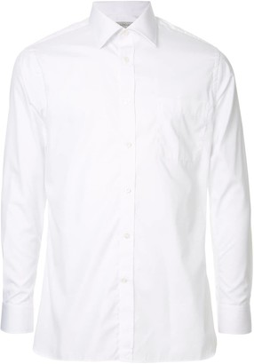 Gieves & Hawkes Long-Sleeve Fitted Shirt