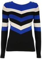 Wallis Petite Blue Stripe Jumper