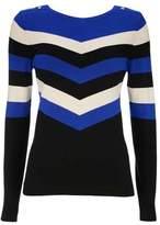 Wallis Petite Blue Stripe Jumper