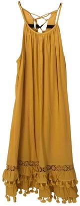 Heartloom Yellow Dress for Women