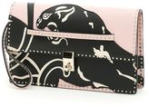 Valentino Panther Clutch