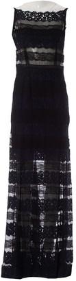 Nina Ricci Navy Lace Dress for Women
