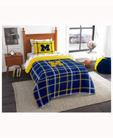 Northwest Company Michigan Wolverines 5-Piece Twin Bed Set