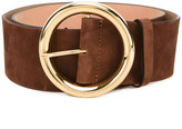 DSQUARED2 Glam waist belt - women - Calf Leather/Goat Suede - 75