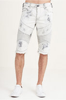 True Religion Geno Moto Mens Short