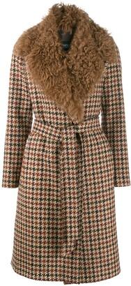 Simonetta Ravizza Papavero coat