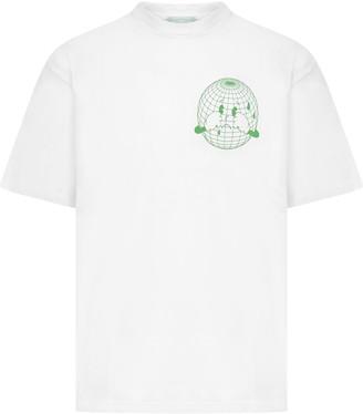 Aries Sad Planet T-shirt