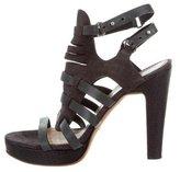 Rag & Bone Cutout Platform Sandals