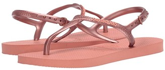 Havaianas Twist Sandal (Silk Rose) Women's Shoes
