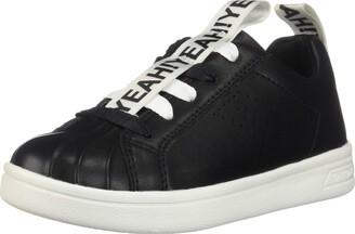 Geox Girls' J Djrock J Low-Top Sneakers