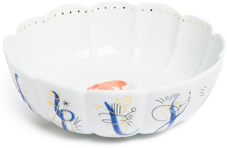 Vista Alegre Folkifunki salad bowl