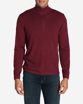 Eddie Bauer Men's Talus 1/4-Zip Sweater