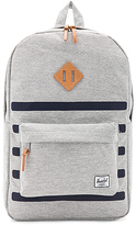 Herschel Heritage Backpack in Gray.