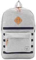 Herschel Heritage Backpack in Gray.