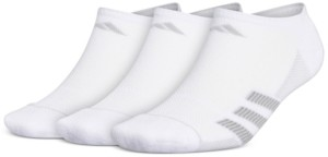 adidas Men's 3-Pk. Superlite No-Show Socks