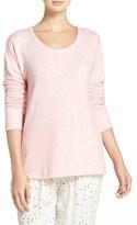 Kensie Women's Pocket Pajama Top