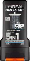 L'oréal Paris Men Expert L'Oreal Paris Men Expert Total Clean Shower Gel 300ml