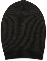 Rick Owens - Ribbed-knit Cashmere-blend Beanie