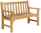 """Oxford Garden Elle Garden Bench 96""""d"""