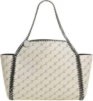 Stella McCartney Canvas Falabella Reversible Tote Bag