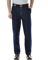 Mens Pleated Denim Pants - ShopStyle