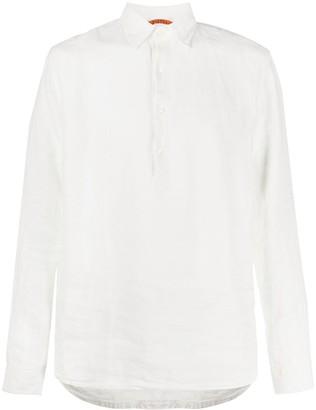 Barena Regular-Fit Linen Polo Shirt