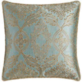 """Sweet Dreams Embroidered Pillow, 17""""Sq."""